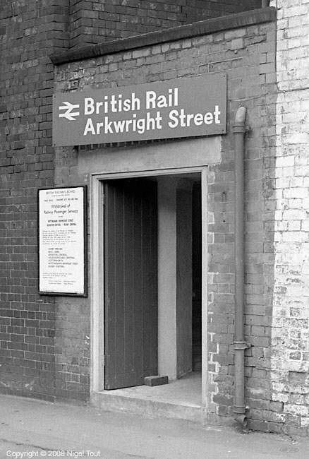 Nottingham Arkwright Street