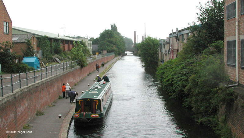 Canal, Northgate Street