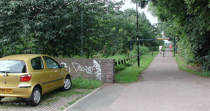 Great Central Way, Evesham Drive, Leicester