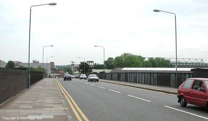 Upperton Road bridge
